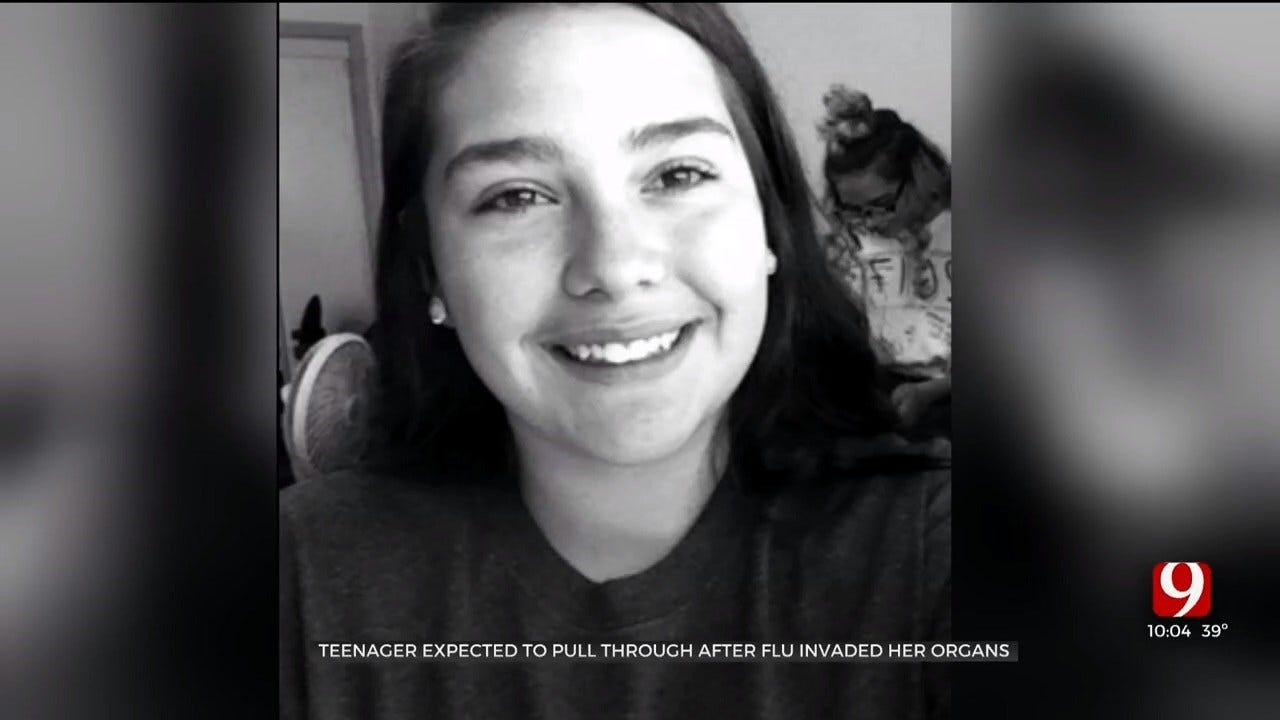 Cromwell Girl Expected To Survive After Flu, Near Organ Failure Sends Her To The Hospital