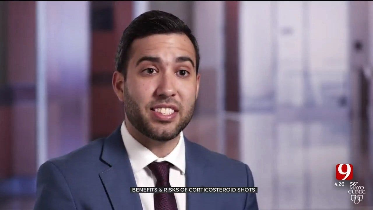 Medical Minute: Corticosteroid Risks