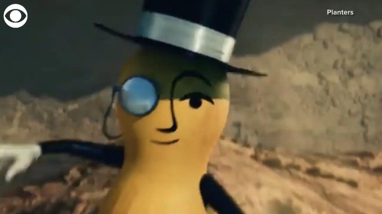 RIP Mr. Peanut: Planters Kills Off Iconic Mascot