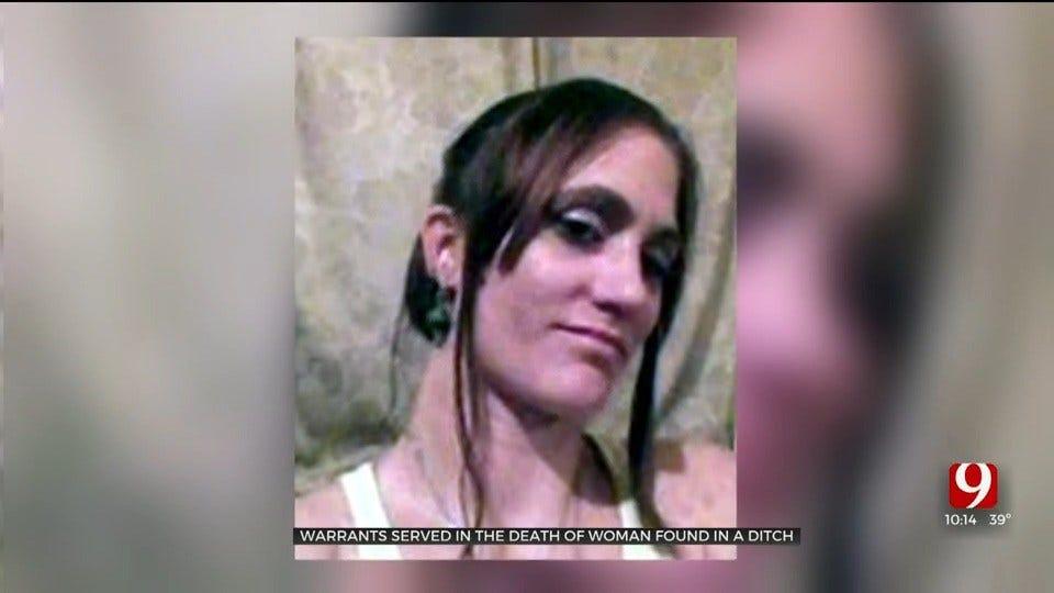 Warrants Issued In Death Of Shawnee Woman Found Dead In Ditch