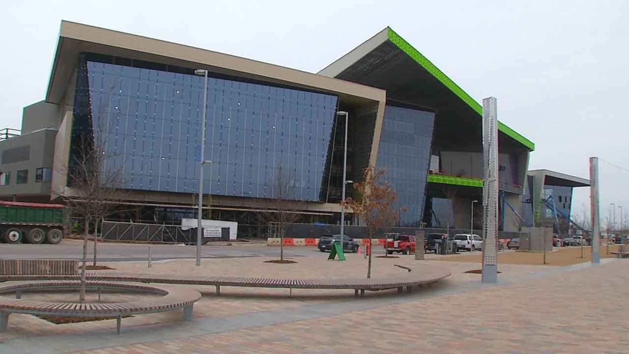 New OKC Convention Center Already Attracting Big Events