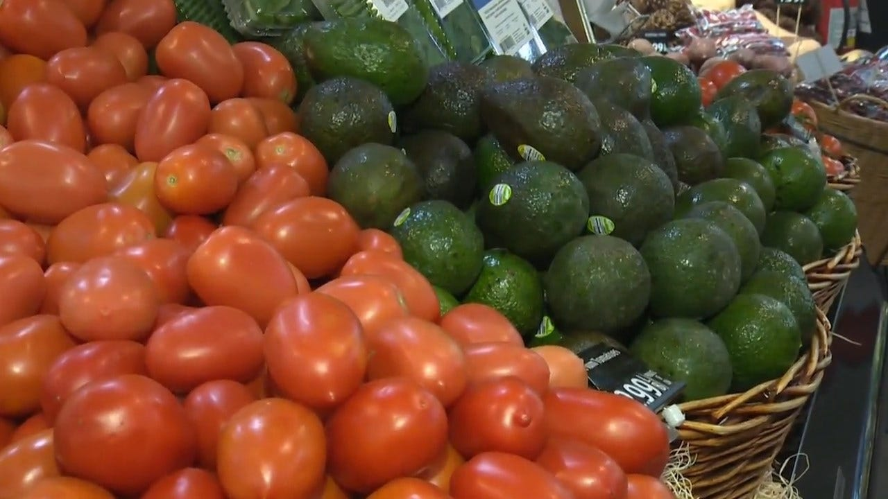 New Technology Helps Extend Shelf Life Of Produce