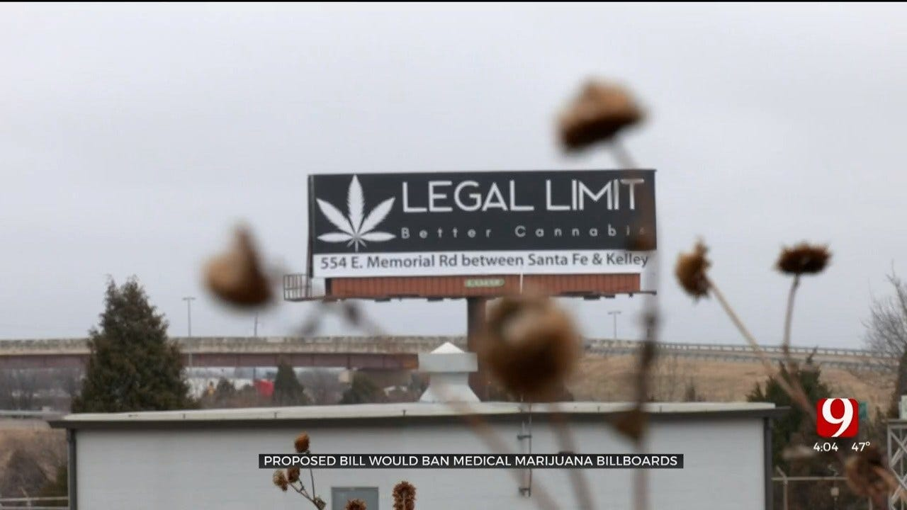 ACLU: Proposed Medical Marijuana Billboard Ban Unconstitutional
