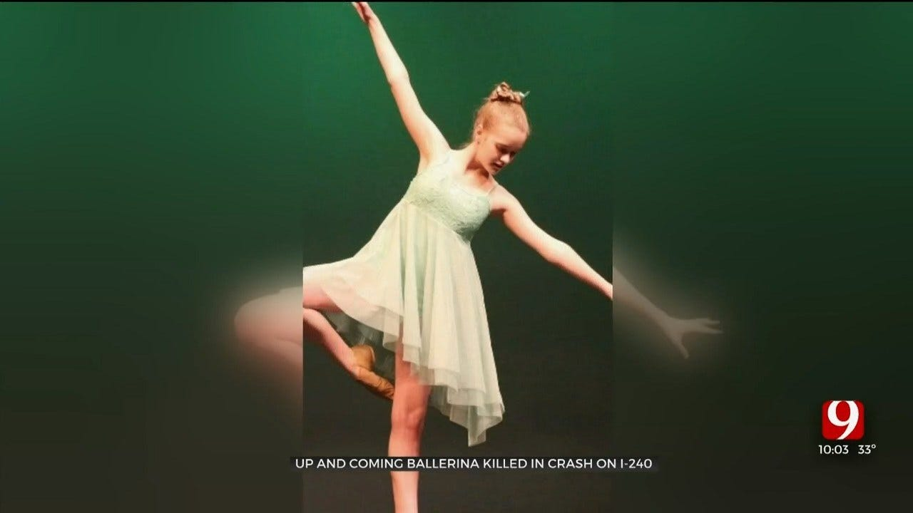 Aspiring Ballerina Killed In Crash On I-240