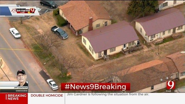 Police Investigate Double Homicide In Chickasha