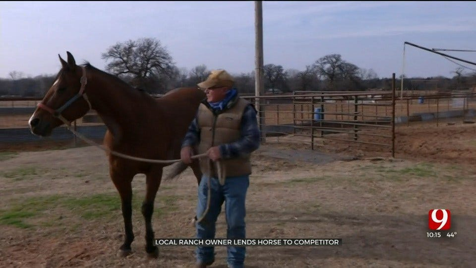 Oklahoma Family Lends Horse To Rodeo Rider After Her Horse Is Injured