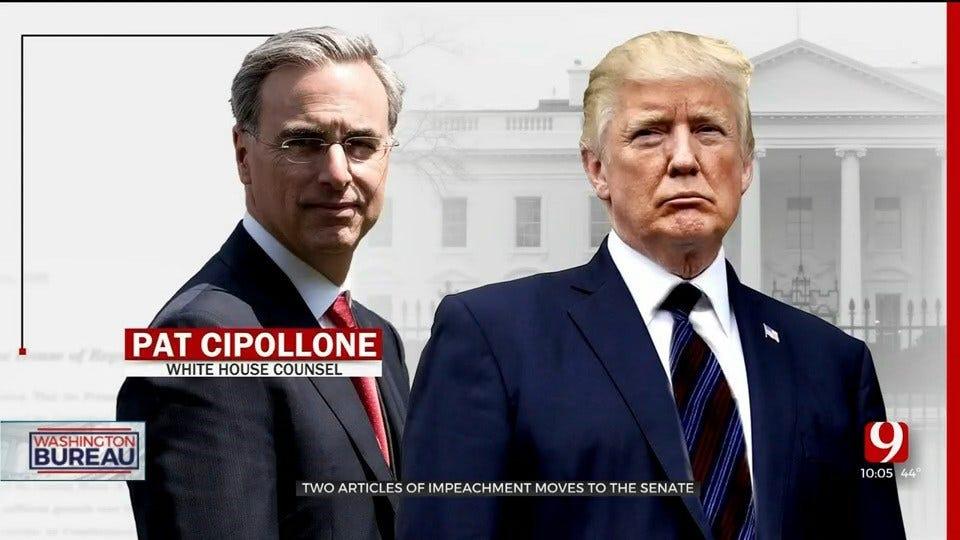 Legislators Weigh In As 2 Articles Of Impeachment Against Trump Moves To Senate