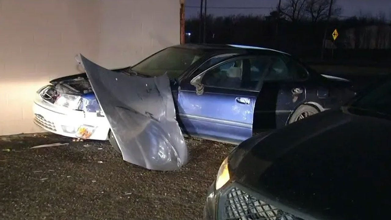1 Arrested Following SW OKC Overnight Chase