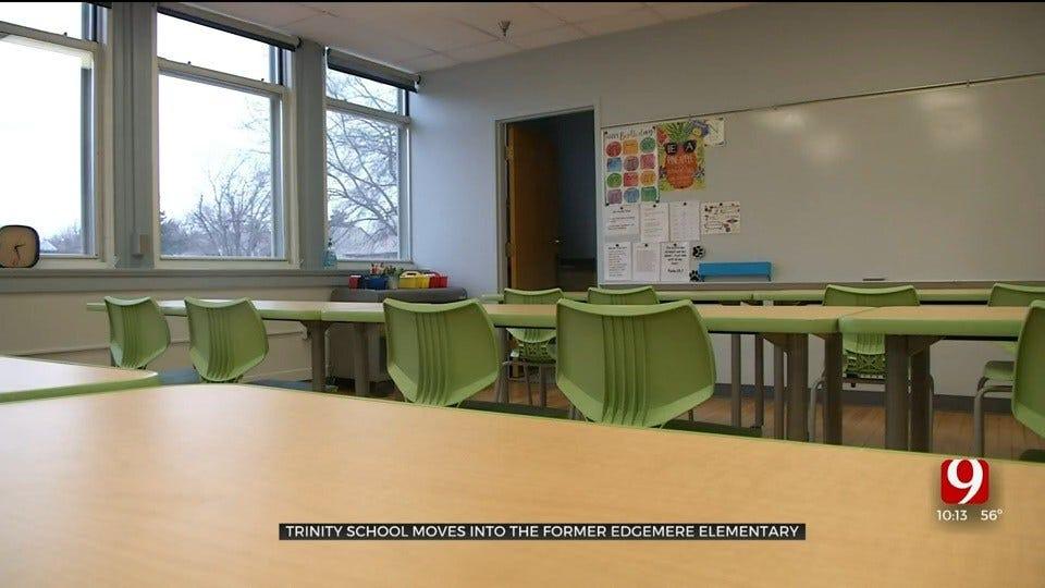 Trinity School Moves Into Historic Oklahoma City Building