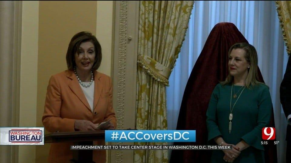 Impeachment Proceedings To Resume In Washington DC