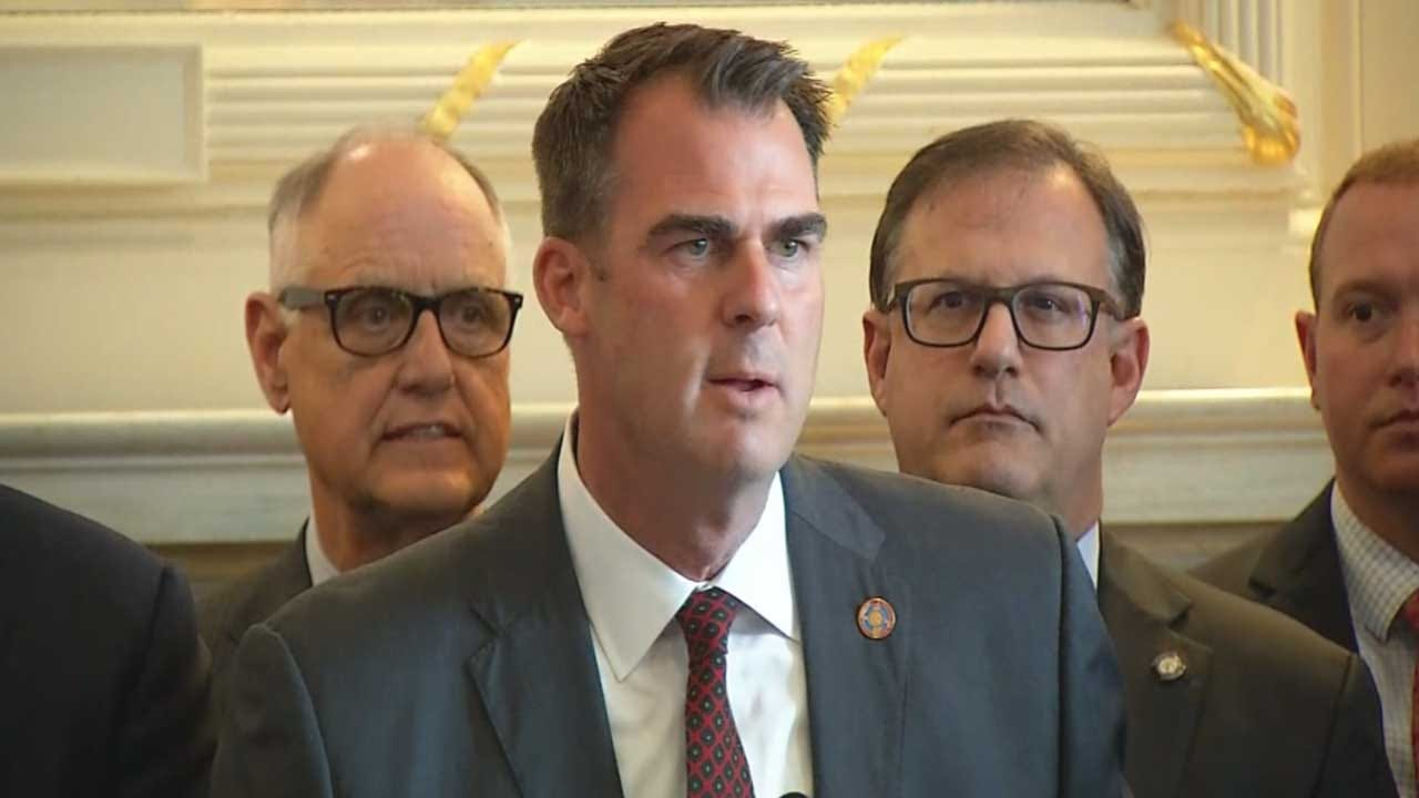 Gov. Stitt Suggests State Superintendent Should Be Appointed Instead Of Elected
