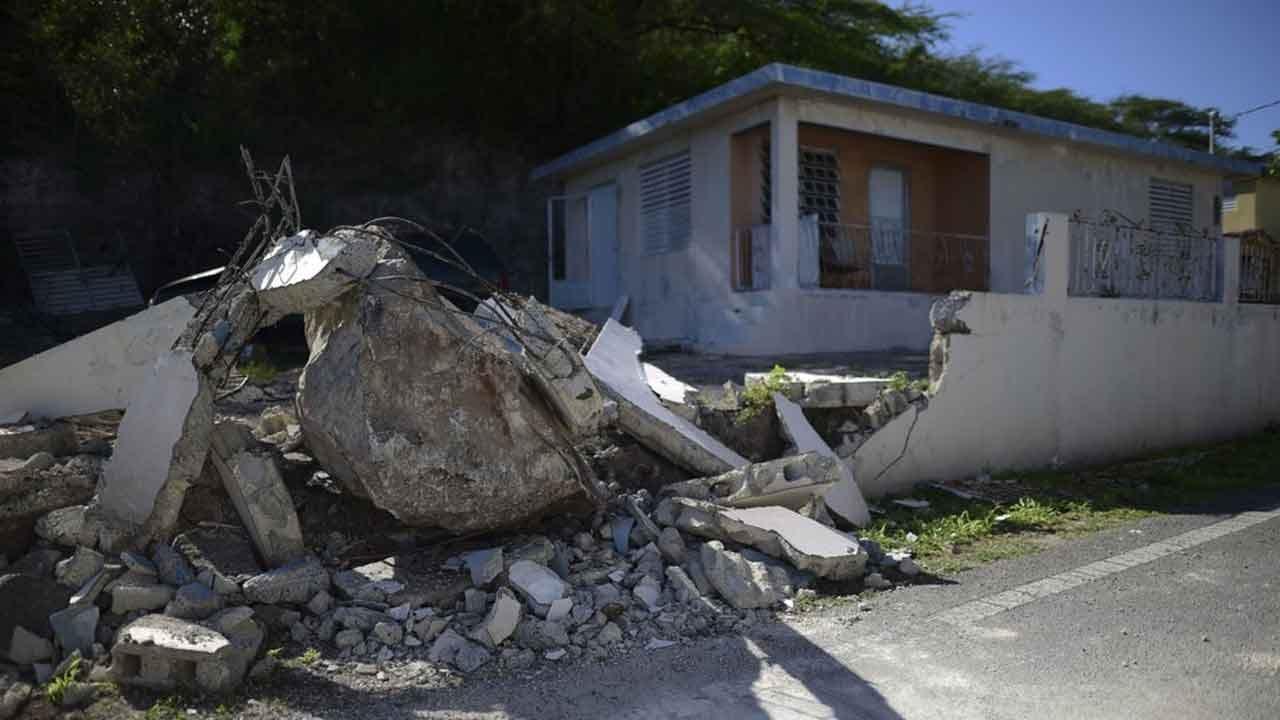 Magnitude 5.9 Shock Again Rocks Quake-Stunned Puerto Rico