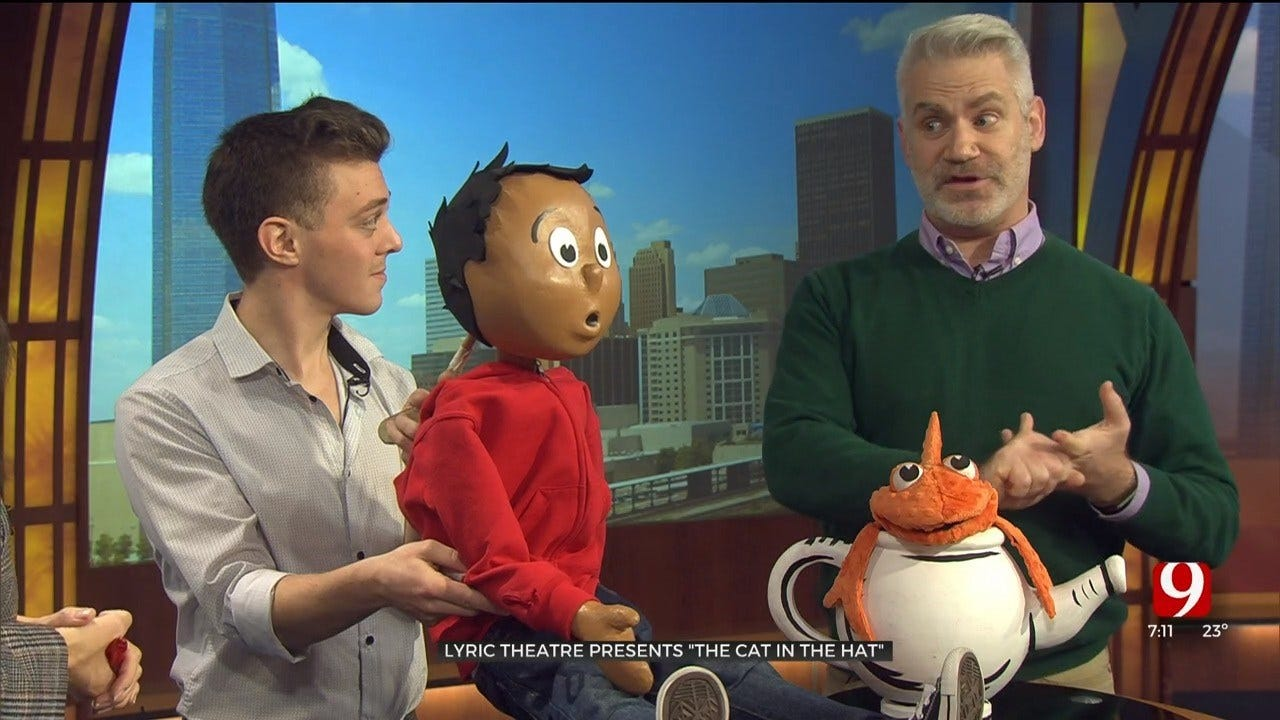 Lyric Theatre Presents 'The Cat In The Hat'