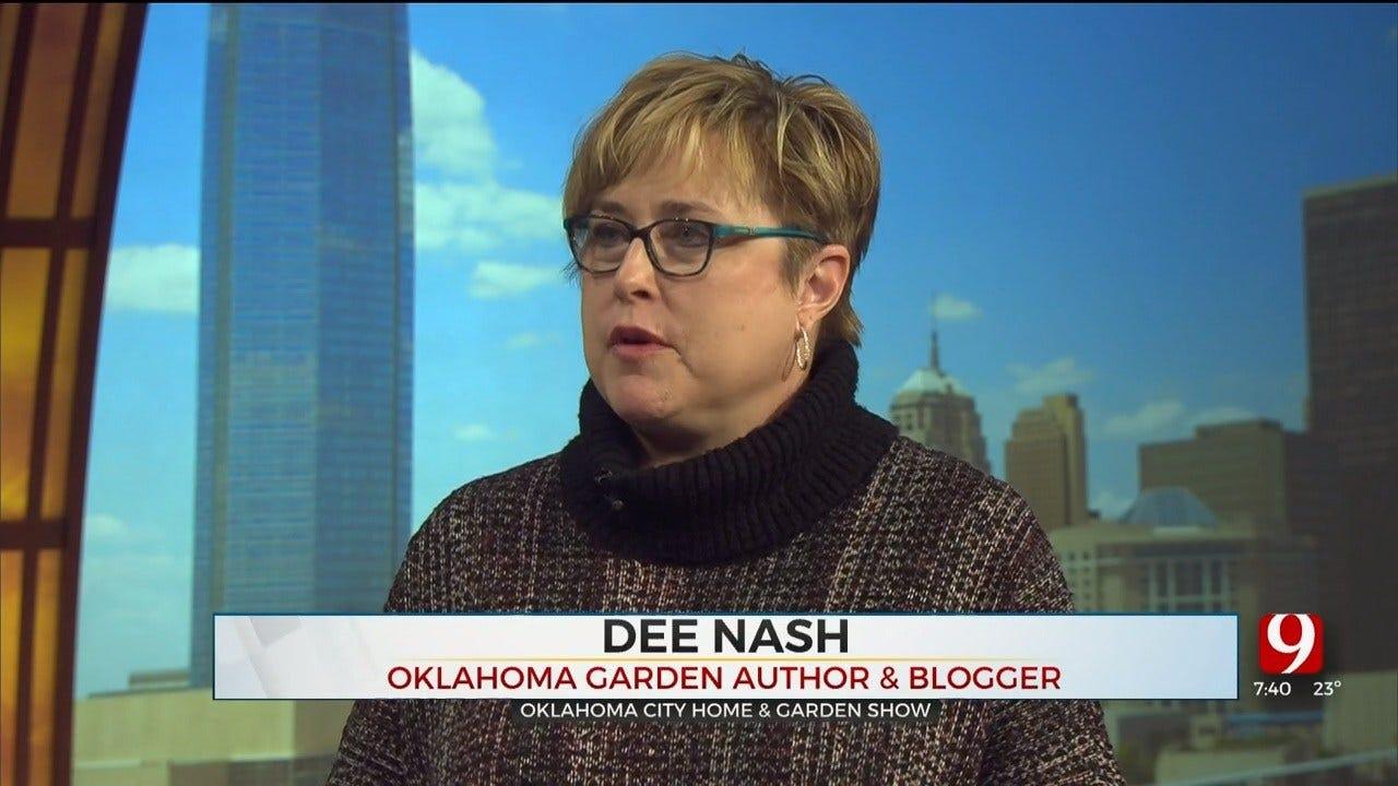 Noted Garden Author To Speak At Oklahoma Home & Garden Show