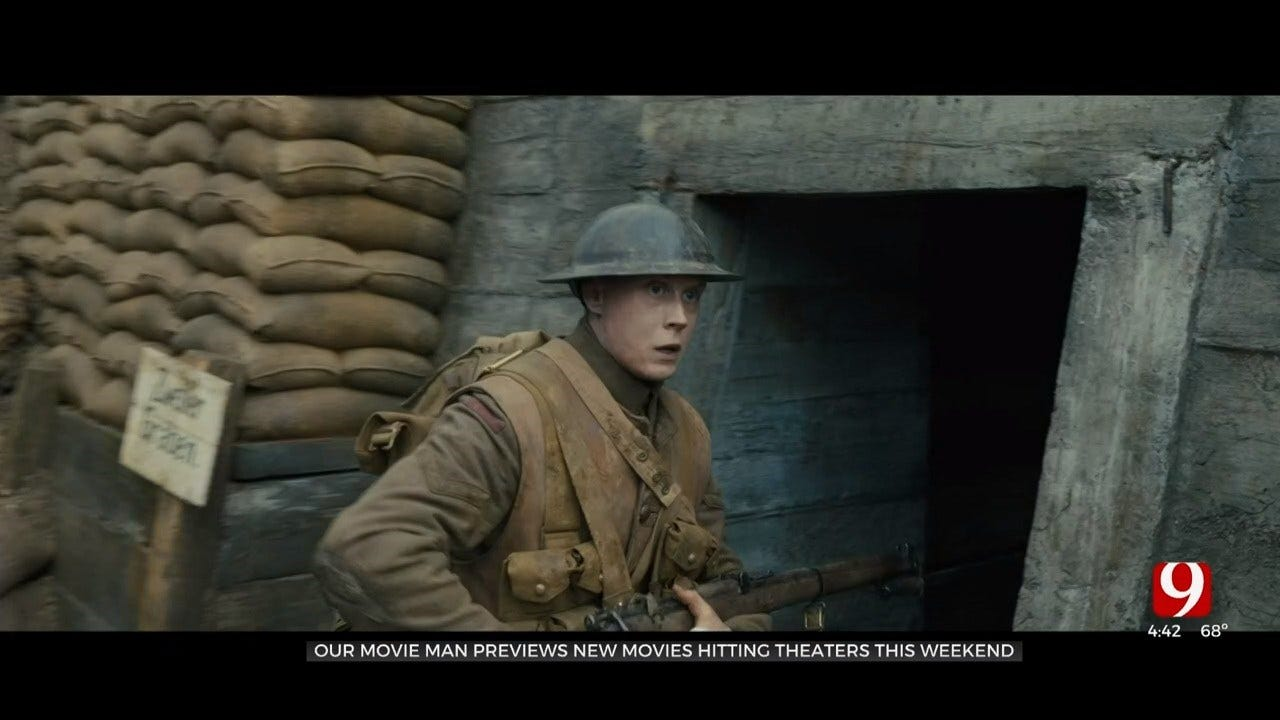 Dino's Movie Moment: 1917