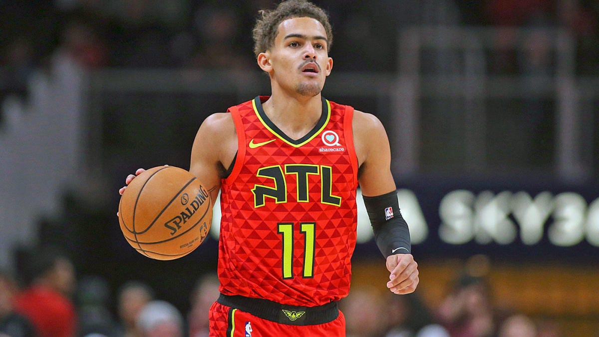 Former Sooner Trae Young Wipes Out More Than $1 Million Of Medical Debt For Atlanta Residents