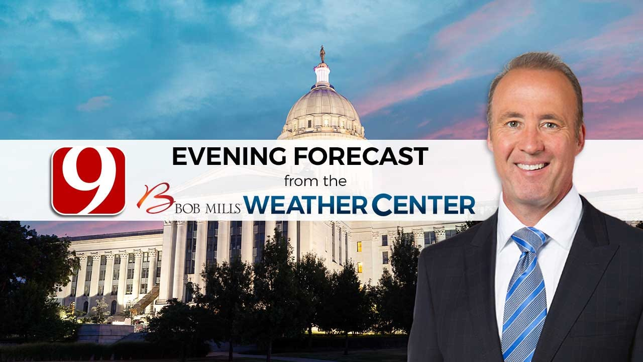Wednesday Evening Forecast