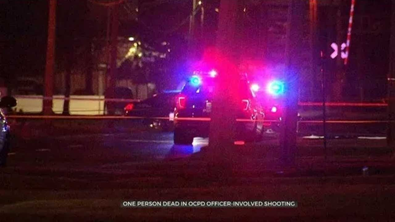 1 Injured In Stabbing, Another Dead After Police Shooting Nearby In SW OKC