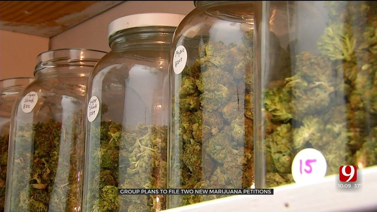 Group Plans To File 2 New Marijuana Petitions