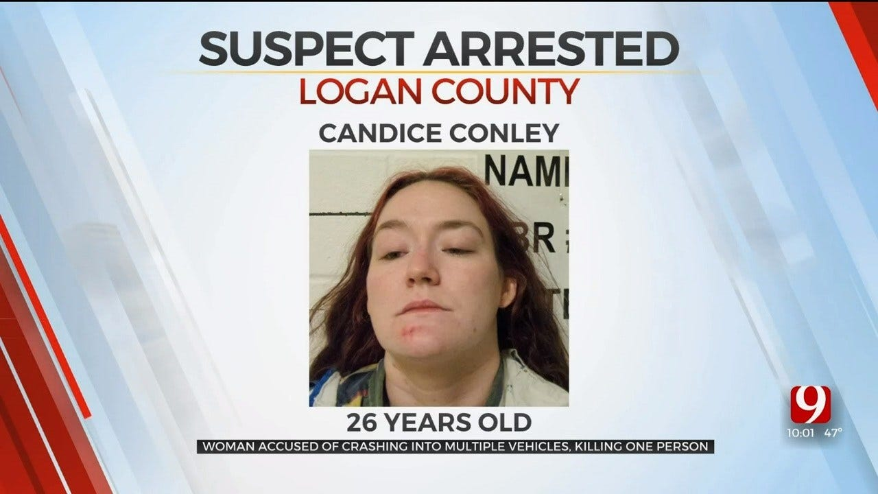 Woman Accused Of Crashing Into Multiple Vehicles, Killing 1 Person