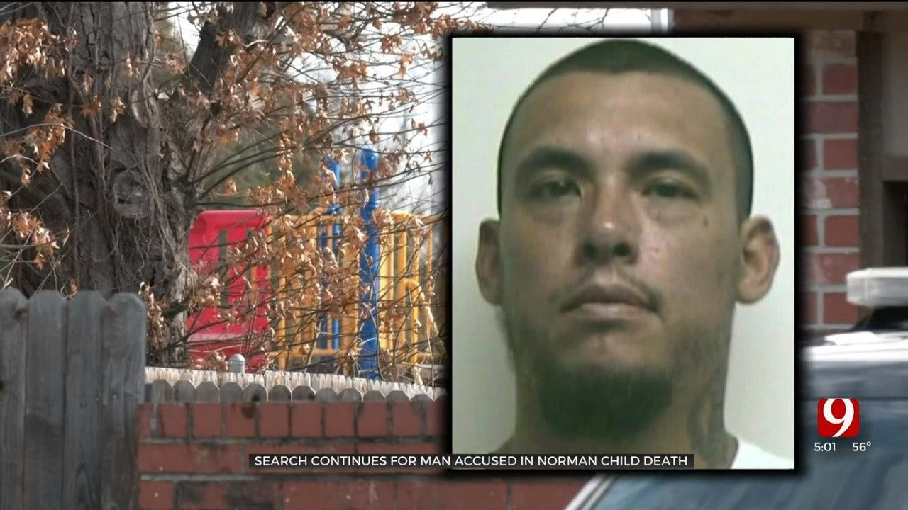 Search Continues For Man Accused Of Killing Norman Child