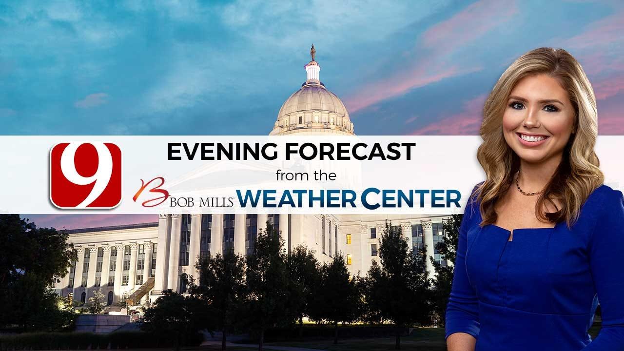 Wednesday Evening Forecast With Cassie Heiter