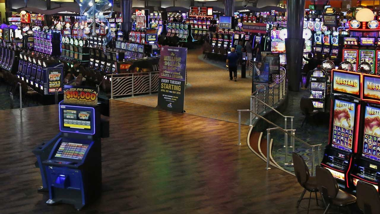 3 Tribes File Federal Lawsuit Over Gaming Compacts