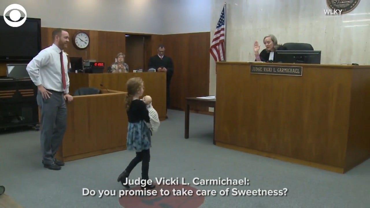 Indiana Court Allows Children To Adopt Their New Christmas Toys