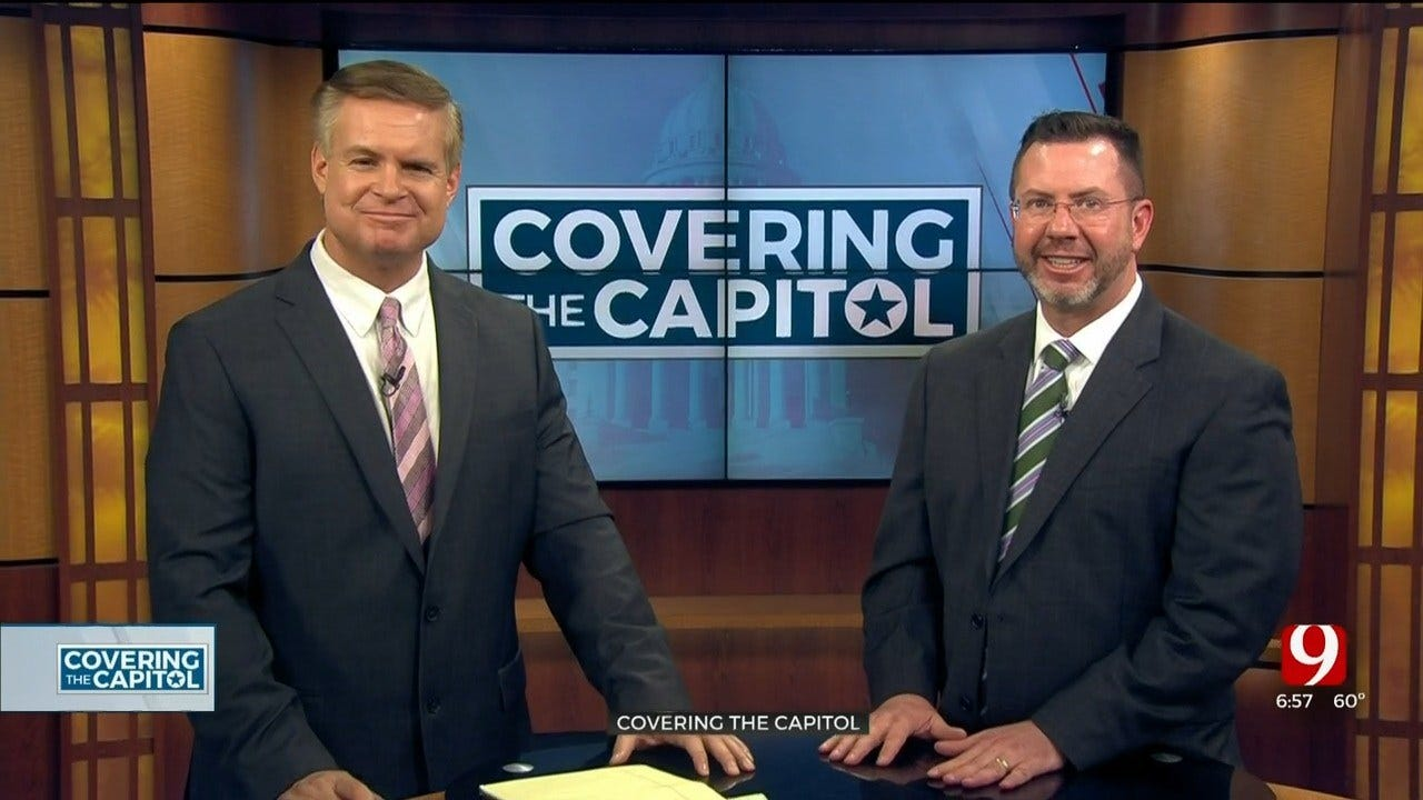Covering The Capitol: Oklahoma Criminal Justice Reform & Prior Offences