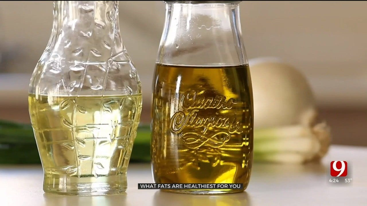 Medical Minute: Which Fats Are Healthiest For You?