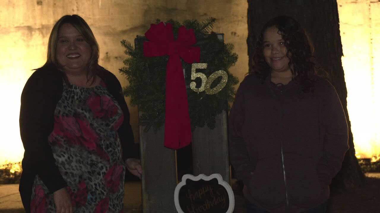 Girl's Act Of Kindness Honors OKC Murrah Building Bombing Victim