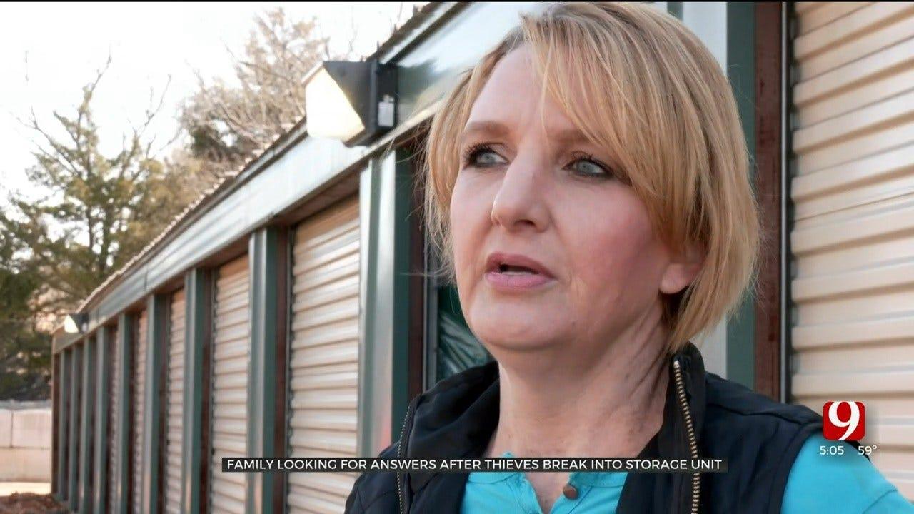 Couple Upset After Items Stolen From Storage Unit, Including OKC Murrah Bombing Keepsakes