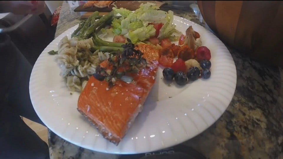 Medical Minute: 'Mind Diet' Improving Your Brain Health