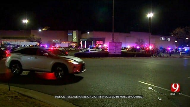 WATCH: Police Release Name Of Victim Involved In Mall Shooting