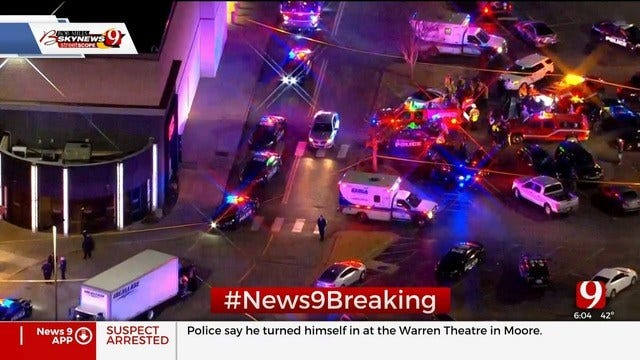 WATCH: Latest Details In The Penn Square Shooting Investigation