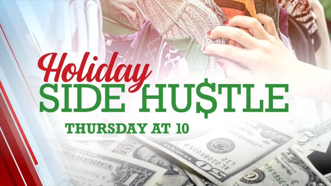 Tonight At 10: Holiday Side Hustle