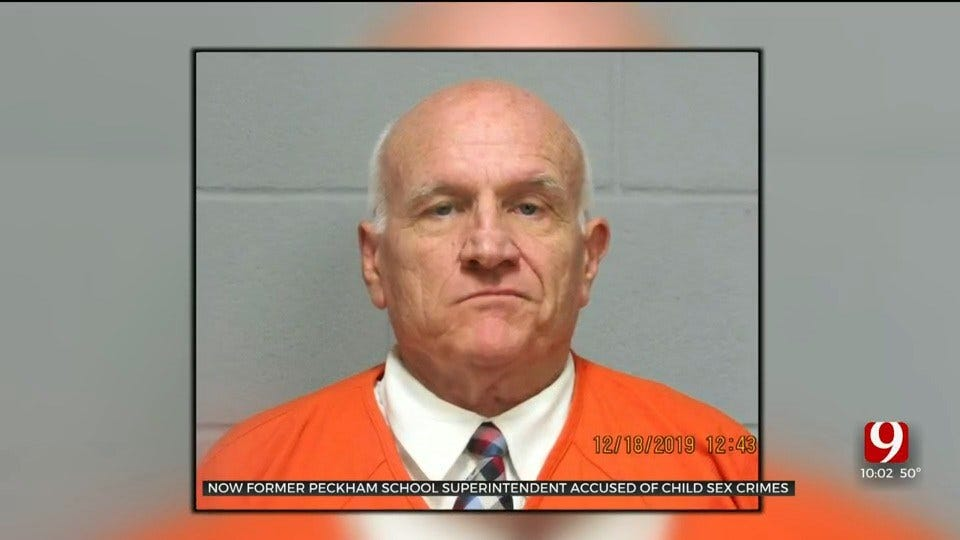 Former Peckham Public Schools Superintendent Charged, Accused Of Child Sex Crimes