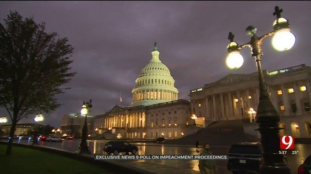 WATCH: Exclusive News 9 Poll On Impeachment Proceedings