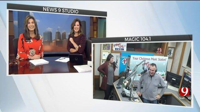 Magic Wednesday: Tyler Media Toy Distribution, 9 Days Of Christmas