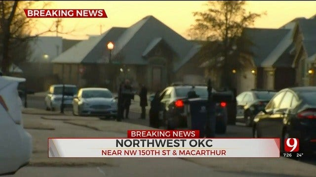 Man Dead, Woman In Critical Condition Following NW OKC Shooting