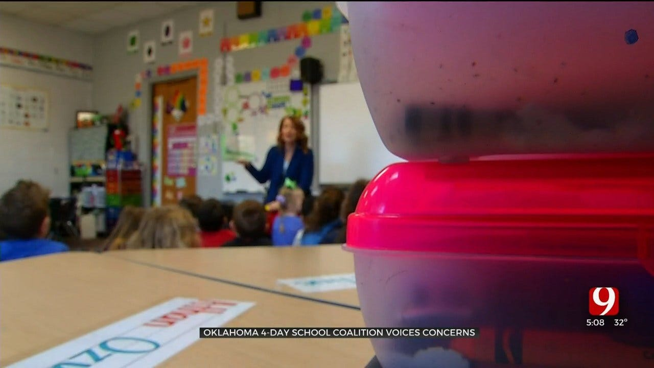Group Says New Rules Would Eliminate Almost All Four-Day School Week Districts In The State