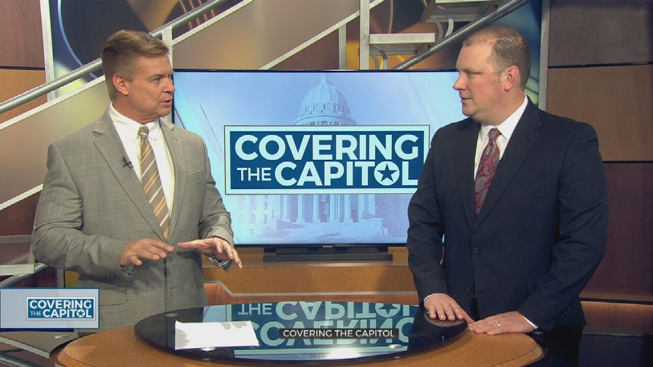 Covering The Capitol: Oklahoma's Financial Future