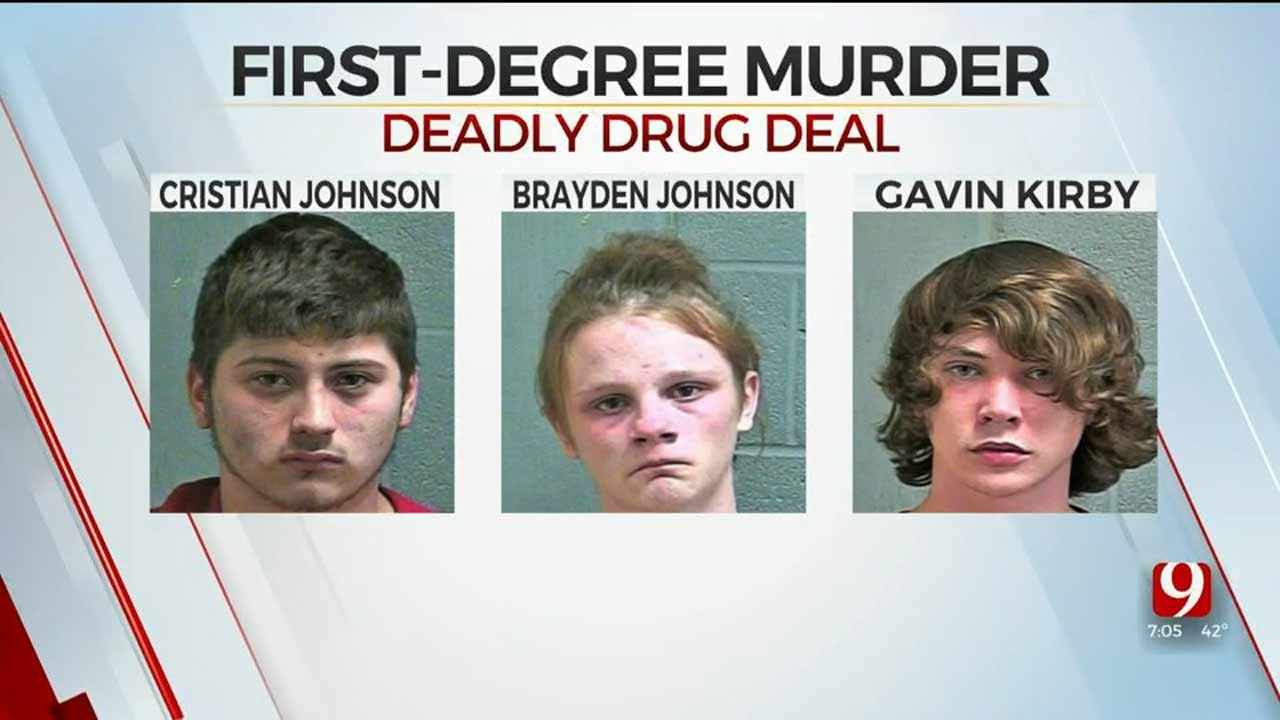 Murder Charges Filed Against 3 Teens Involved In Deadly Drug Deal