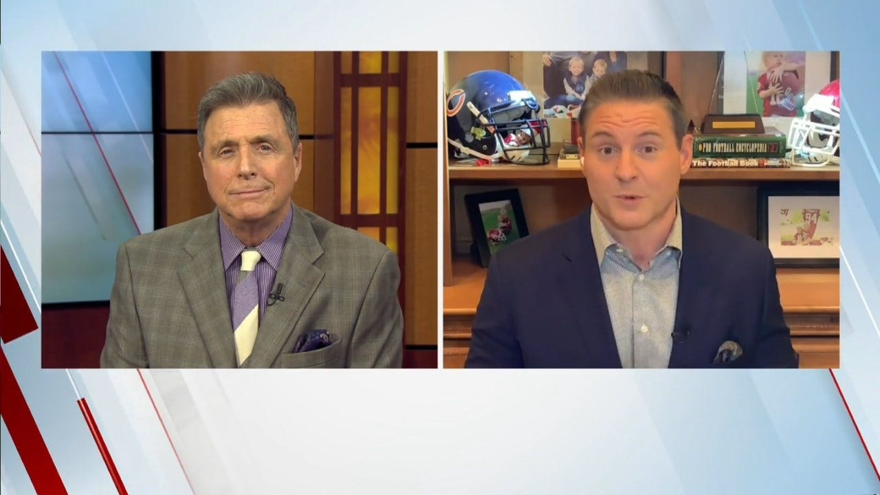Dean & Dusty: Does Oklahoma Have A Shot To Upset LSU?