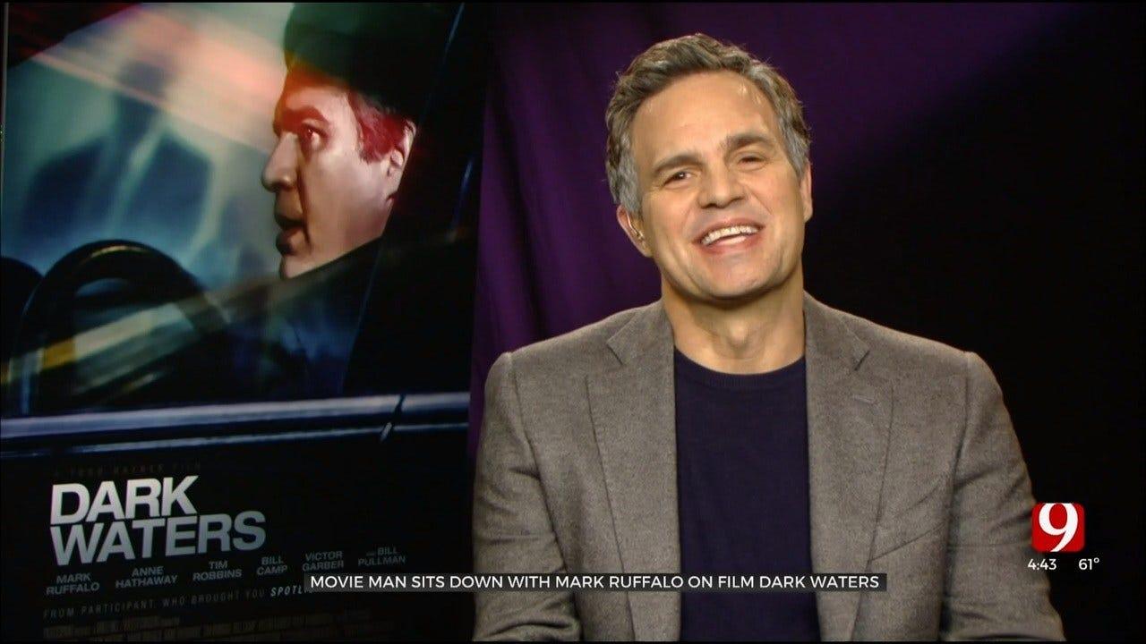 Movie Man: Mark Ruffalo Talks About New Legal Thriller, 'Dark Waters'