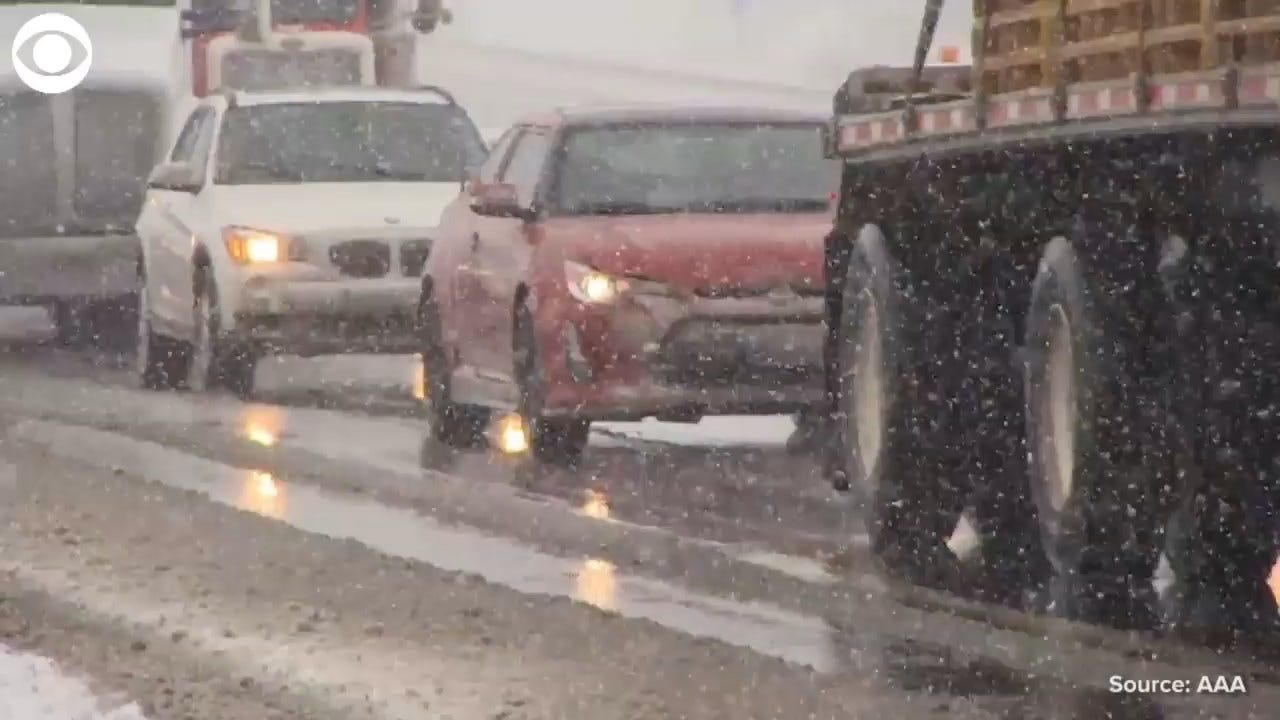 WATCH: AAA Holiday Travel Outlook