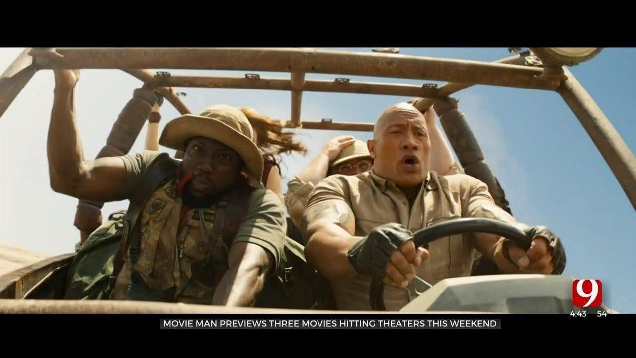 Movie Man: Richard Jewell, Jumanji: The Next Level, Black Christmas