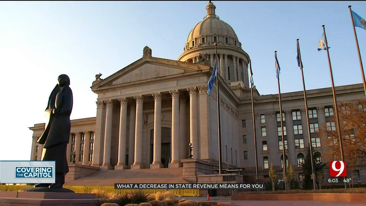 State Revenue Is Down For November; What That Could Mean For 2020