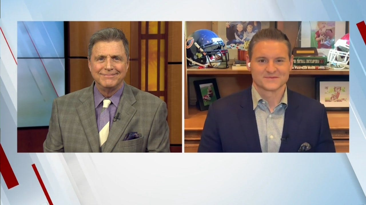 Dean And Dusty Preview OU's Playoff Matchup With LSU