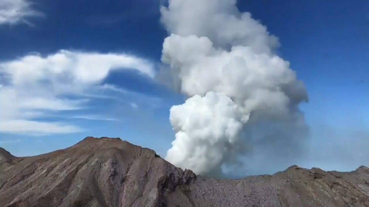 New Zealand Volcano Still Too Unstable To Recover Victims